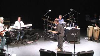 Richie Hayward with Little Feat - Cat Fever-soundcheck