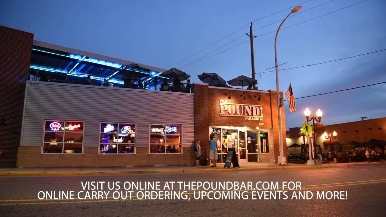 The Pound Bar Grill Sports Bar Restaurant Brighton Mi