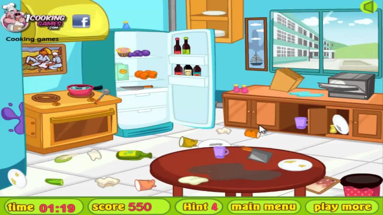 العاب تنظيف البيت لعبة المنزل Youtube