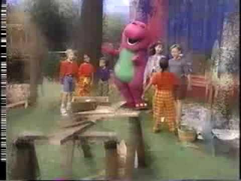 Barney's Stu-u-upendous Puzzle Fun! (1997)