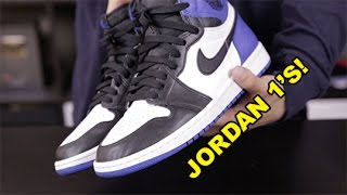 3 WAYS TO LACE YOUR JORDAN 1'S