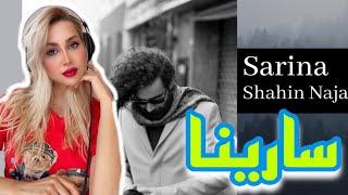 """Shahin Najafi """"Sarina"""" Reaction - شاهین نجفی """"سارینا"""" ری اکشن"""
