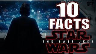 Звёздные войны: Последние джедаи: 10 ФАКТОВ о фильме! | Movie Mouse