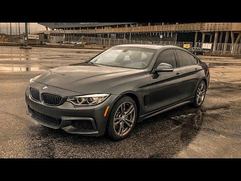 BMW 428 Gran Coupe. Настоящая Беха.