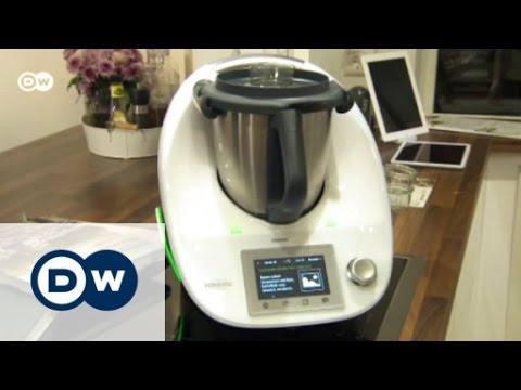 kitchen machine design tools thermomix the hype over a appliance made in germany youtube