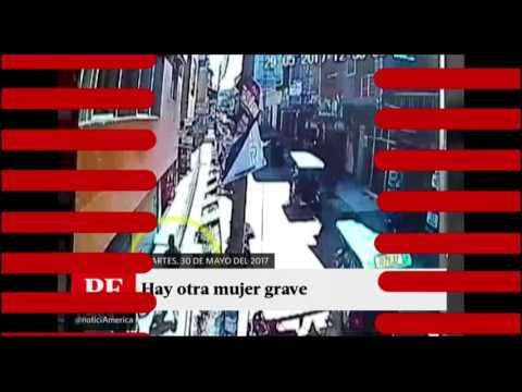 América Noticias - Primera Edición - Titulares 30-05-2017