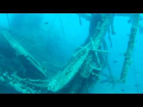 Open sea diving center, Split, Croatia
