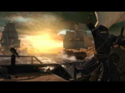 Assassin's Creed 3 - Official Naval Battles Trailer [UK]