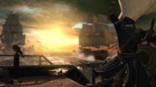 assassin s creed 3 official naval battles trailer uk