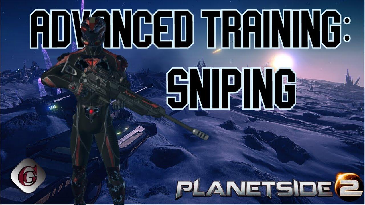 PlanetSide 2 Sniper Rifles | Iridar's Gaming Blog
