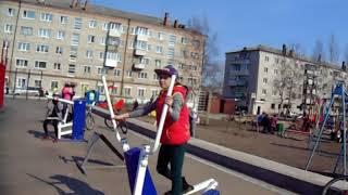 [Николаевск-день за днём] БЛАГОустройство,ремонт зимней брусчатки ч.3