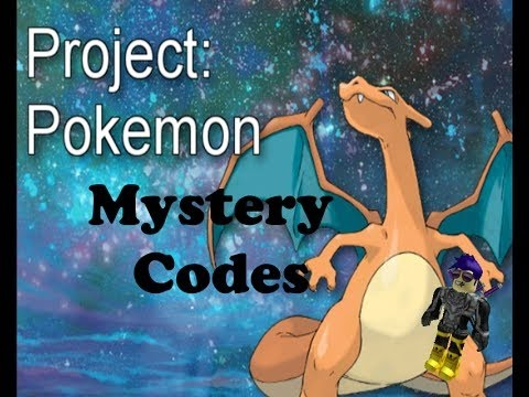 Roblox Project Pokemon New 2016 December Codes!! - YouTube