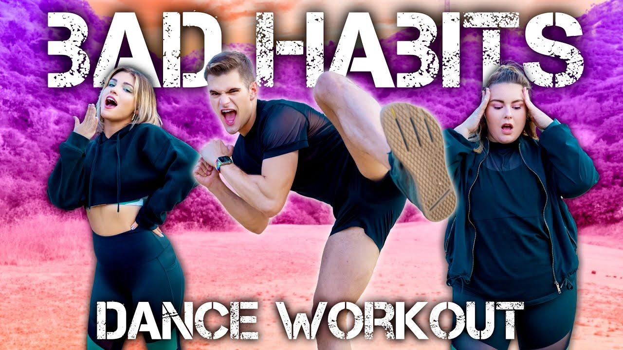 Bad Habits - Ed Sheeran | Caleb Marshall | Dance Workout