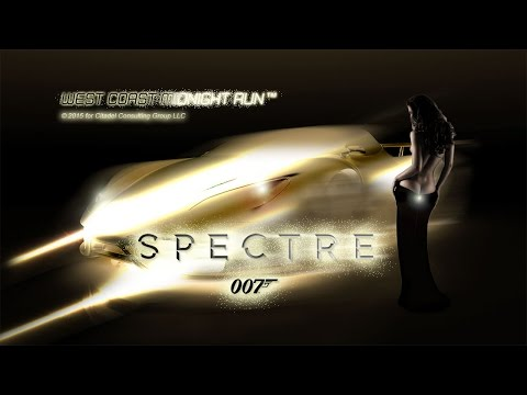 007 Spectre Special Exclusive Music Video Official Trailer from West Coast Midnight Run