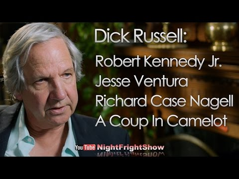 JFK Documentary video Dick Russell Robert Kennedy Jr. Jesse Ventura Richard Case Nagell Night Fright