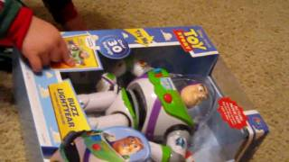 joey and buzz lightyear 2009.MOV