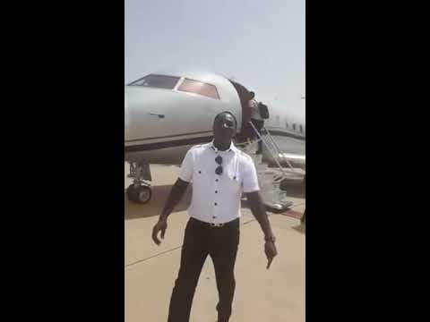 PRIVATE JET TRIP FROM KANO - ABUJA WITH PROPHET JEREMIAH OMOTO FUFEYIN | TUE MAY 22 2018