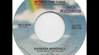 Watch Barbara Mandrell In Times Like These video