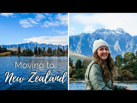 Moving to Queenstown, New Zealand | Day In The Life | Minimalist Travel