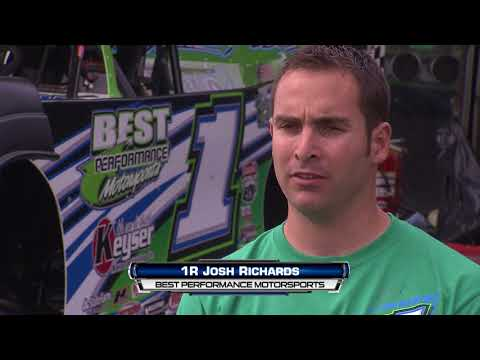 Lucas Oil Late Model Dirt Series: Check-in with Josh Richards