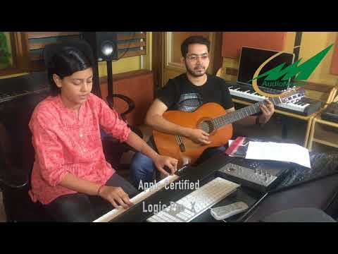 Thum Hi Ho Aashiqui 2 Piano Cover by Audio Media Students.