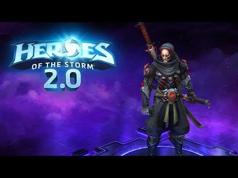 Heroes of the Storm (Gameplay) - Genji Nagyon Jó Karakter? | Magyarul