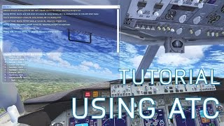 FSX How to Use ATC | Complete Walk-Through