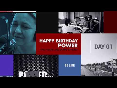 POWER 98.7 Birthday Tribute