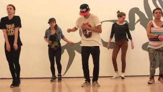 Alexey Shalburov. Choreo for Bob Marley feat. Lauren Hill -Turn your lights down low