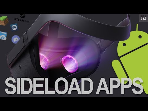 HOW TO Sideload Apps On The OCULUS QUEST