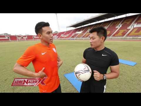 Adrenaline คนติดมัน X : ต๊อบ-ซอ ชวนก๊วนนักฟุตบอล แมท-โก้ ประลองความมัน Siam park City 4 ก.พ.58 (1/4)