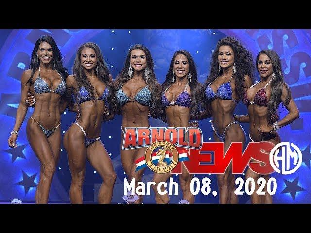 2020 Arnold Sports Festival - Bikini International, обзор и результат.