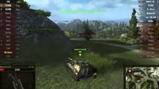 World of Tanks M5 Stuart Перевал  #123