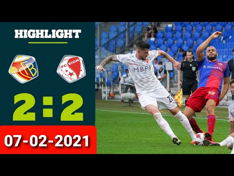 Basel Sion Goals And Highlights