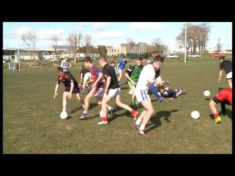 Billy Sheehan Part 3 Fitness with the football