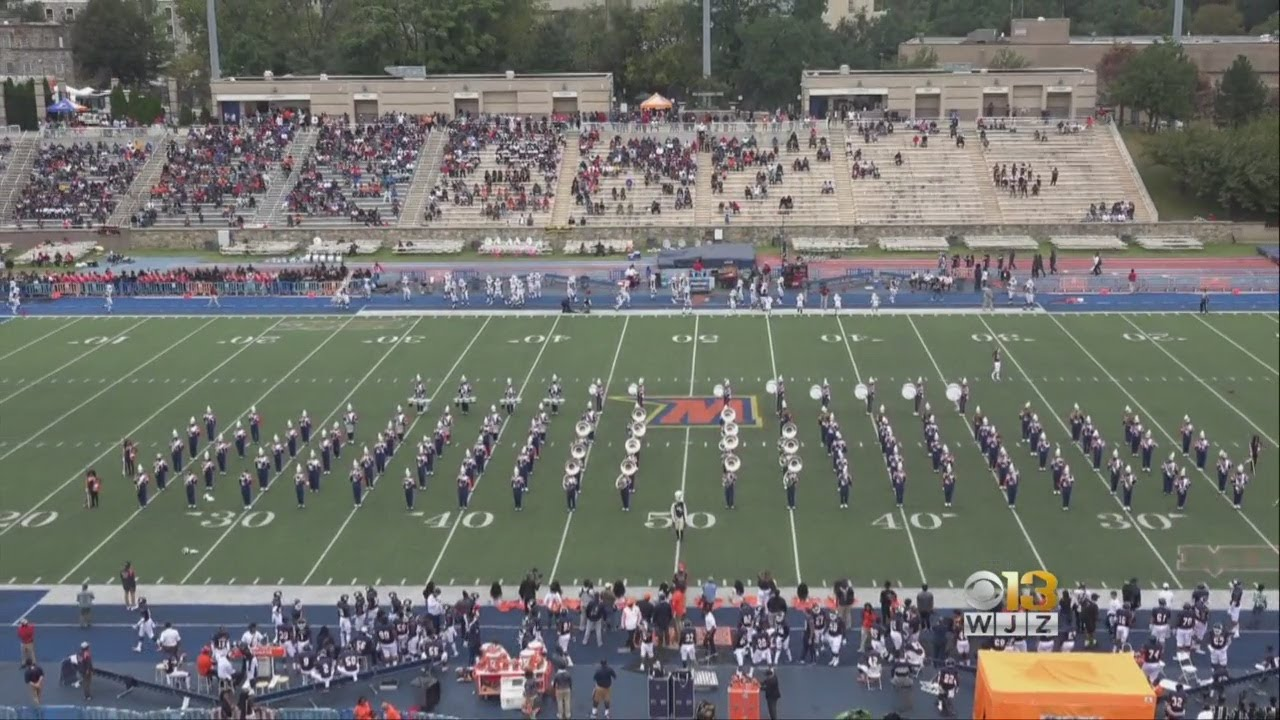 842af67fa23 Coffee With  Morgan State Marching Band - YouTube