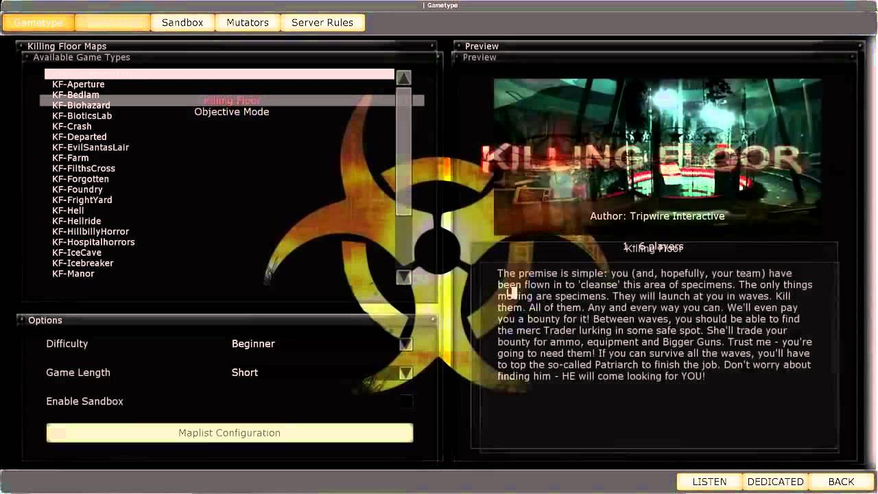 Lovely Killing Floor Server Hosting Without Port Forwarding Tutorial