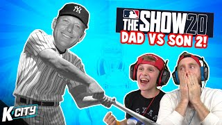 Legends Home Run Derby In Mlb The Show 20! K-city Gaming