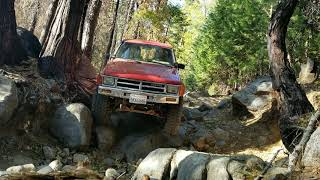 Hell hole 4x4 trail