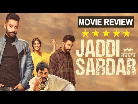 Jaddi Sardar | Movie Review | Sippy Gill | Dilpreet Dhillon | TV Punjab