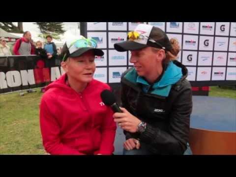 Mary Beth Ellis Runner Up - Ironman Melbourne