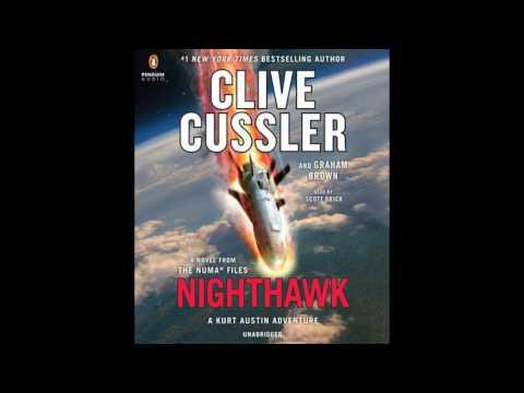 Nighthawk by Clive Cussler, read by Scott Brick - Audiobook Excerpt
