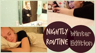 Nightly Routine | Winter Edition Thumbnail