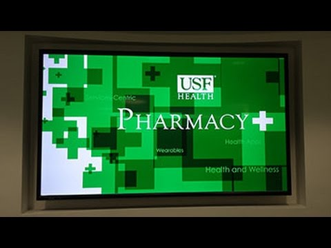 "Technology and Knowledge Meet in USF Health's ""Pharmacy of the Future"""