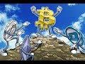BITCOIN Dominance 64% Altcoins Dead? - Provident Bank Crypto - SiaCoin $3.5 Funding - SEC Blockstack