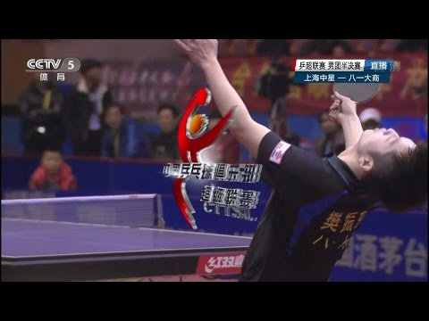 2016 China Super League (Men's 1/2 Final) SHANGHAI Vs BAYI [Full Video/Chinese|HD1080p]