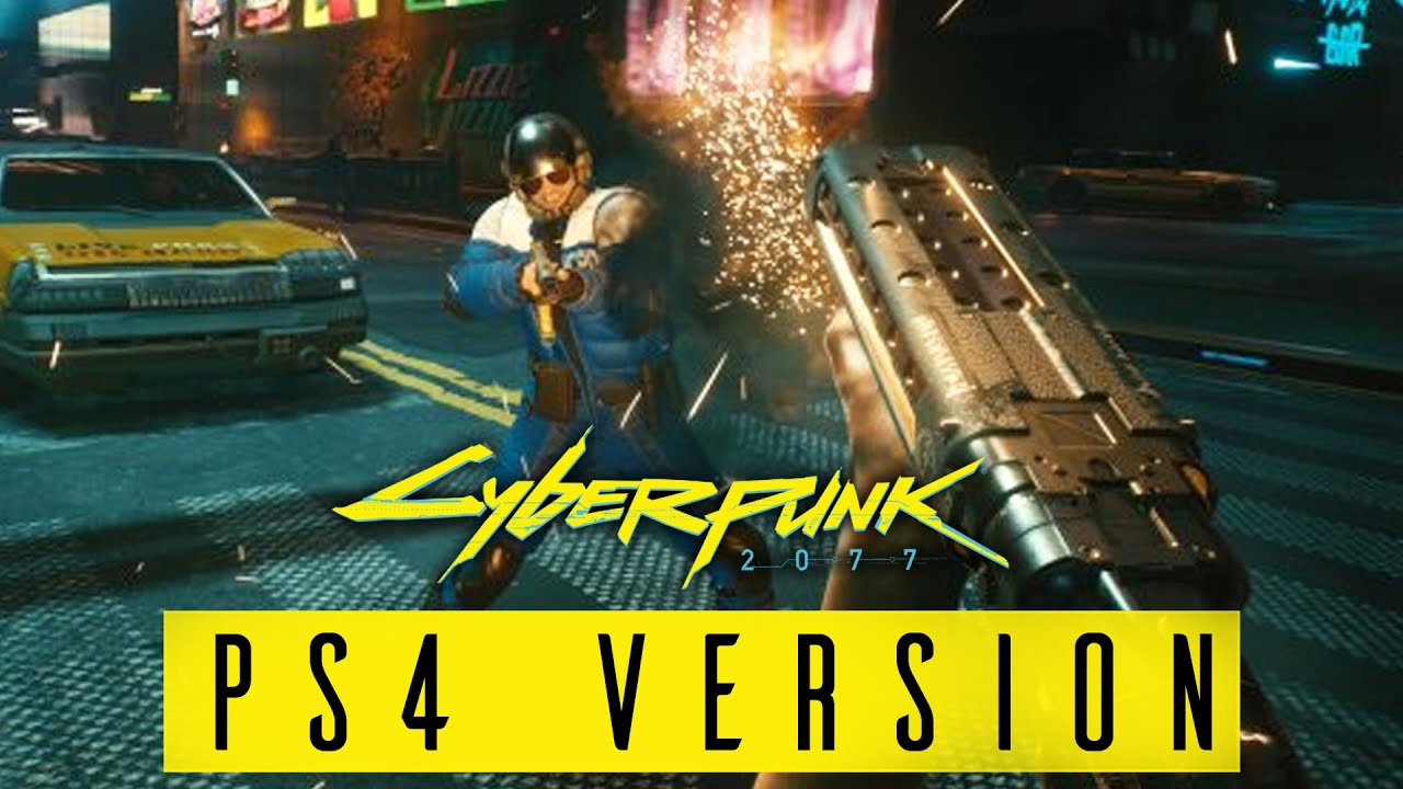 CYBERPUNK 2077 - HOW BAD IS THE PS4 VERSION ???