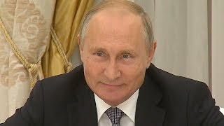 Путин спросил советника Трампа про орлана и оливки