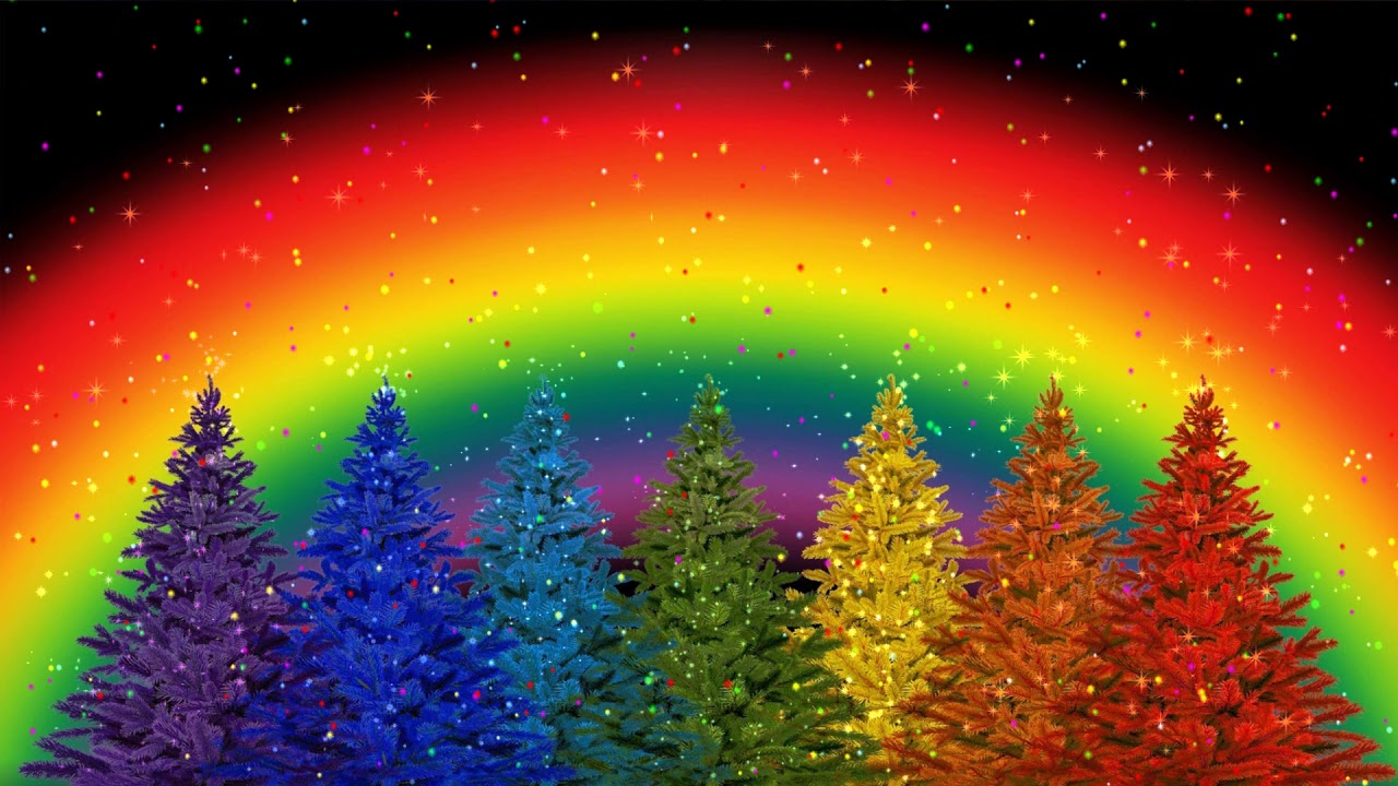 Winter Rainbow - YouTube