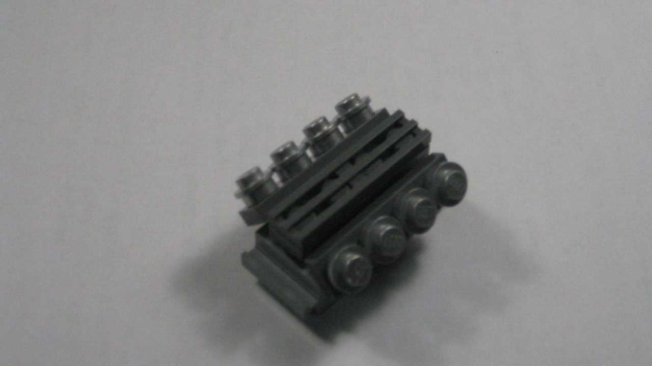 Build A Simple Lego Car